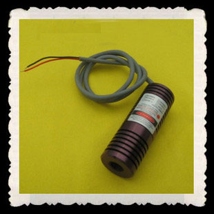 660nm 200mw High power Red laser module 12v In car